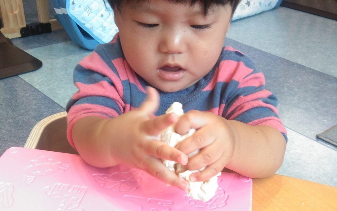 小麦粉粘土 かに組