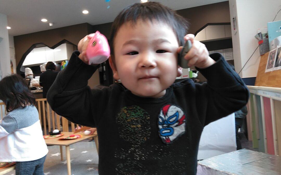4月13日(火)「子どもは注目してくれることを繰り返す」について