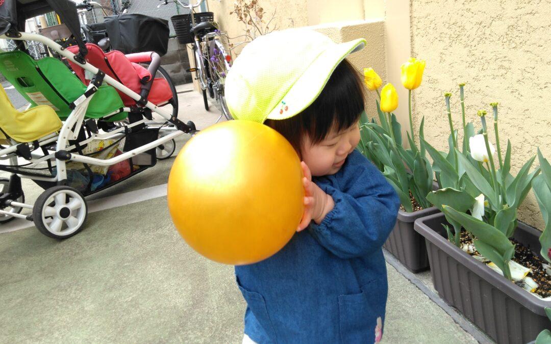 4月12日(月)「春」の子どもたちについて
